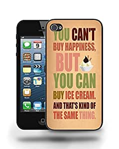 Cute Funny Inspirational Positive Vibe Motivation Quotes Phone Case Cover Designs for iPhone 4 4S
