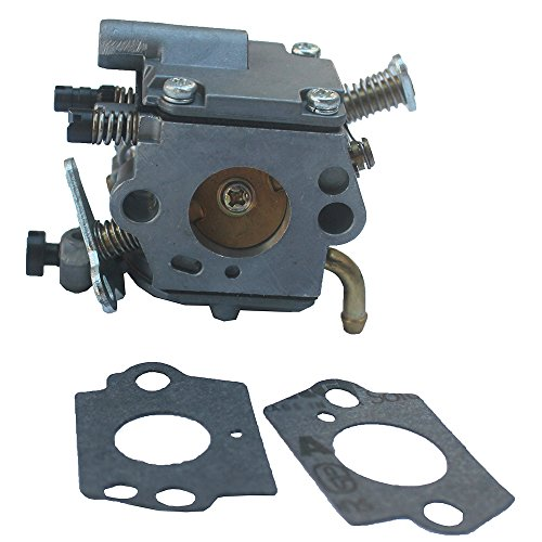 KIPA Carburetor For Stihl MS200 200T MS200T Chainsaw Zama C1Q-S126B Carb 1129 120 0653 With Mounting Gasket