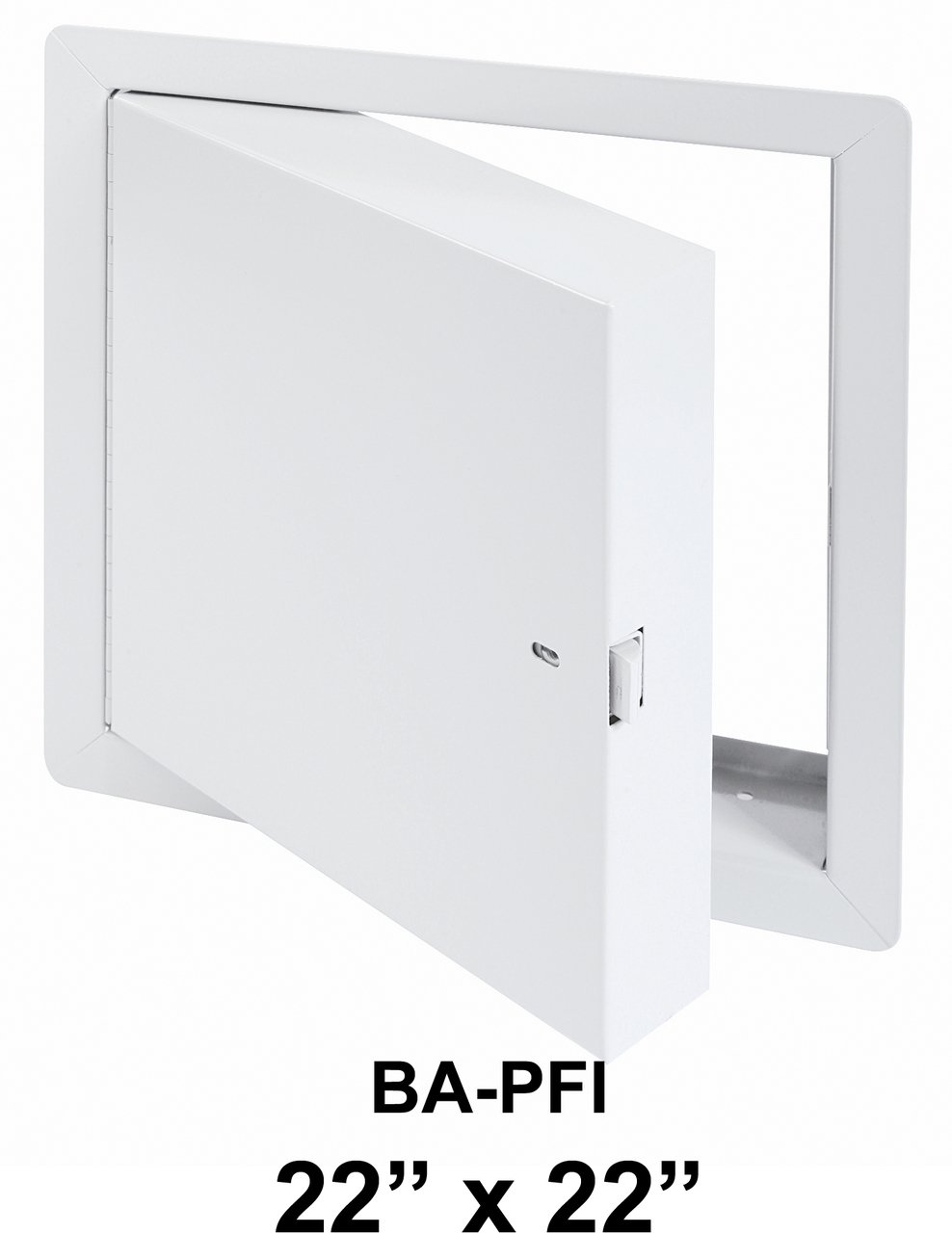 22'' x 22'' - Fire Rated Insulated Access Door with Flange