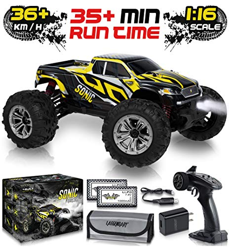 Rc Electric Car - 7
