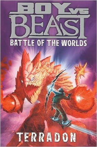 Book Boy vs. Beast: Battle of the Worlds #2: Terradon