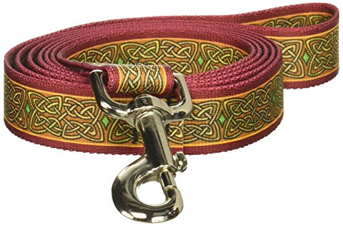 Dog Lead Design (Yellow Dog Design Lead, 1-Inch by 60-Inch, Celtic)