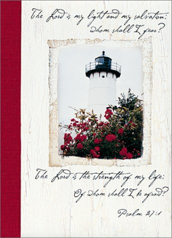 Download Lighthouse Deluxe Personal Journal: Wider Format Features Scripture and Subtle Decorative Elements, Complete W/Cloth Spine Concealing a Spiral Binding ebook