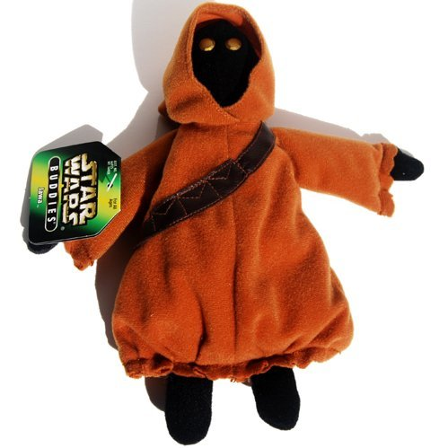 (Jawa - Star Wars Buddies Beanie Plush)