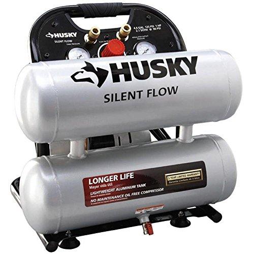 Husky 4610A Portable Electric Compressor product image