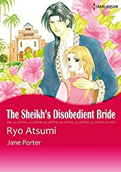 THE SHEIKH'S DISOBEDIENT BRIDE (Harlequin comics)