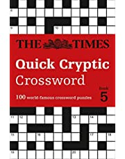 The Times Quick Cryptic Crossword Book 5: 100 world-famous crossword puzzles