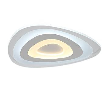 Lampe Salon Super Mince Lampes Plafonnier Led Créatif En Forme De Y76gfybv