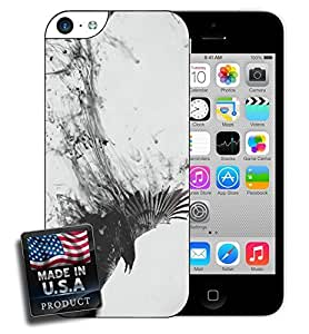Black Crow Raven iPhone 5c Hard Case