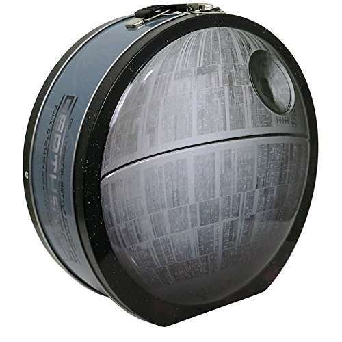 Vandor Star Wars Death Star Shaped Tin Tote