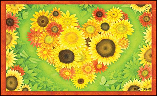 Toland Home Garden Sunflower Standard product image