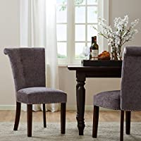 Colfax Dining Chair (Set of 2) Grey See below