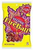 Atomic Fireball Hard Candy, Cinnamon Flavor, 5.5 Ounces For Sale