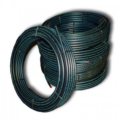 PE PN12,5 DVGW Tuyau deau potable Diam/ètre 40 mm Longueur de rouleau 100 m