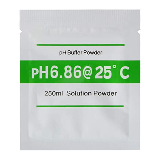30pcs pH Buffer Solution Powder for PH Test Meter Accurate Precise and Easy Calibration 4.01 6.86 9.19