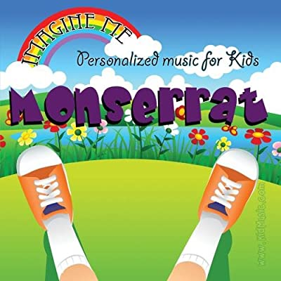 Amazon.com: Imagine Me - Personalized just for Monserrat ...