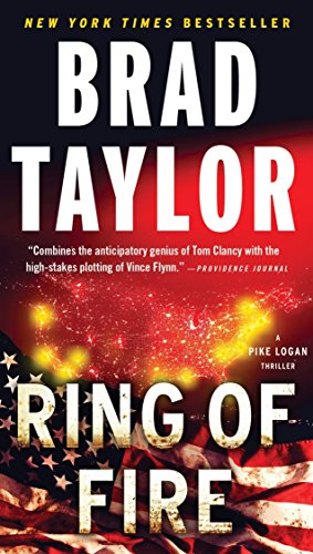 Ring of Fire (A Pike Logan Thriller) (Choice Stack Ring)