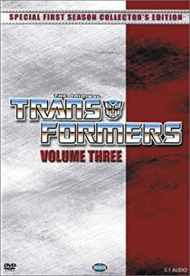 Transformers - Season 1: Vol. 3