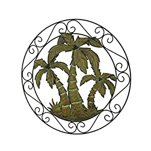 514K5eH1p0L._SS300_ Best Palm Tree Wall Art and Palm Tree Wall Decor For 2020