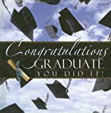Congratulations Graduate You Did It!, , 1403720193