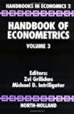 Handbook of Econometrics, Volume 3