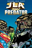 Front cover for the book JLA versus Predator by John Ostrander