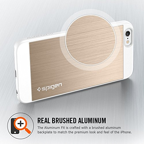 Brushed Aluminum Iphone 6 Case Iphone 6 Case Spigen Brushed