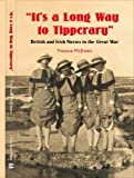 Front cover for the book It's a Long Way to Tipperary: British and Irish Nurses in the Great War by Yvonne McEwen