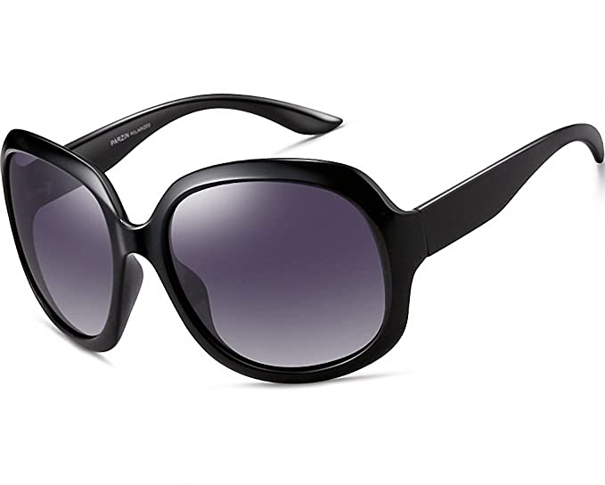 67a6a239a43e ATTCL Women's Oversized Women Sunglasses Uv400 Protection Polarized  Sunglasses,3113 Black