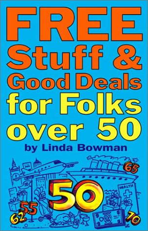 Free Stuff & Good Deals for Folks Over 50