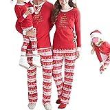 Chrismas Familie Matching Pajamas Set Shirt + Pants Nightwear 2 Pieces Pajama Suit Sleepwear Dad Mom Kid Homewear Outfits Highdas