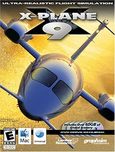 Amazon com: X-Plane 9 - Mac: Video Games