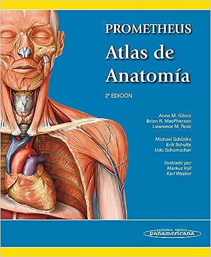 Prometheus Atlas De Anatomia