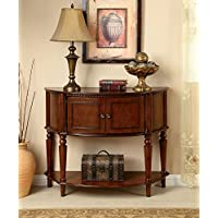 247SHOPATHOME Idf-AC6714, sofa table, Cherry