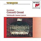 Francesco Geminiani: Concerto Grossi - Tafelmusik / Jeanne Lamon