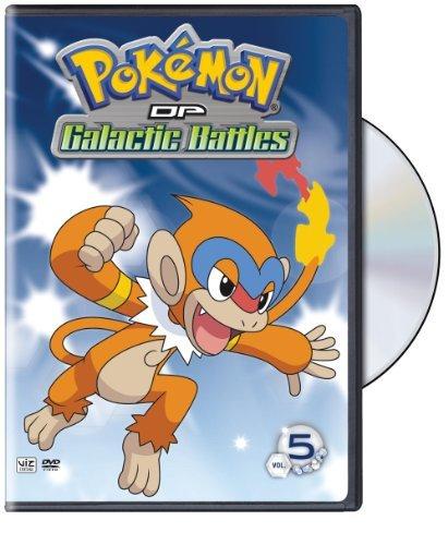 Pokemon Diamond & Pearl Galactic Battles Volume 5 by Various