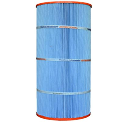 Pleatco PJ100M4 Replacement Cartridge for Jacuzzi CFR/CFT 100 (MICROBAN), 1 Cartridge : Swimming Pool Cartridge Filters : Garden & Outdoor