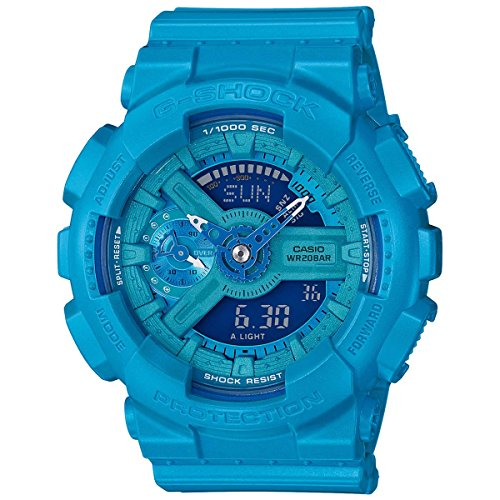 G Shock GMAS 110VC Bright Vivid Blue
