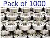 wholesale Lot of 1000 pcs. 608ZZ Ball Bearing VXB Brand Used in all Skate, skateboard