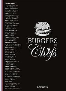 vignette de 'Burgers de chefs (Thérèse Rocher)'