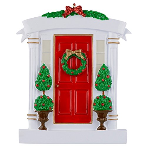 (WorldWide Red Door Personalized Christmas)