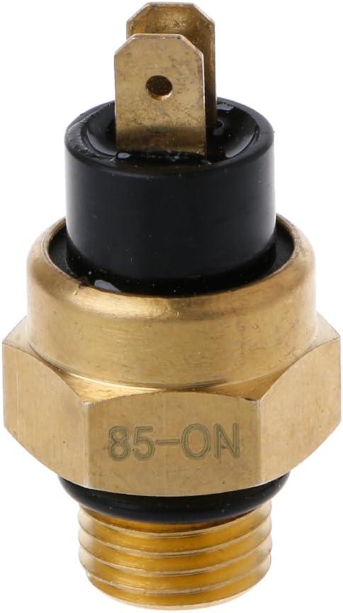 balikha Sensore Di Temperatura Interruttore Temperatura Ventola Radiatore Solido Per Cfmoto CF250 CF500 ATV