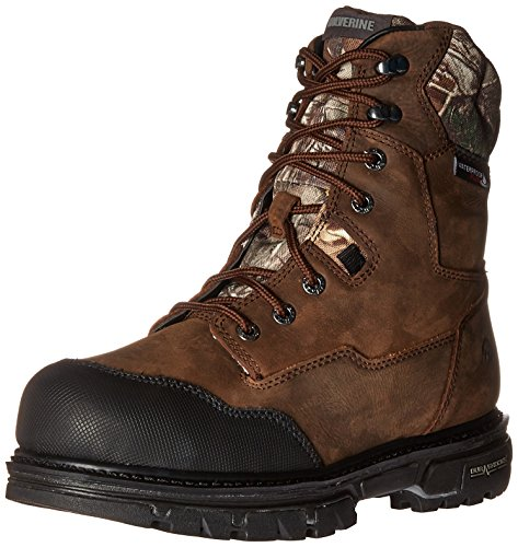 2efddf26aed Wolverine Men's Fury Insulated Waterproof Hunting Boot, Brow ...