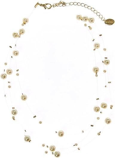 claire's collier perle