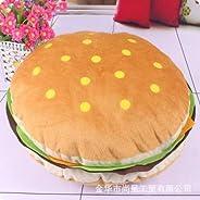 xiaoying Creative Cute simulation hamburger plush toys cushion burger toys donut pillow cushions cushion toys