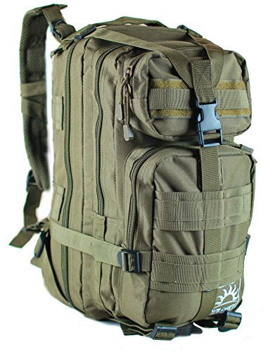 Military Tactical Hiking Camping Molle Backpack