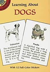 Learning About Dogs (Learning about Books (Dover))