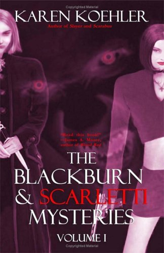 The Blackburn & Scarletti Mysteries Volume I pdf