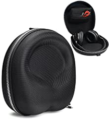 Featured Designed headphone case for Skullcandy Hesh, Hesh 2, Grind, Uproar; MPOW Bluetooth Headphones, also for Dylan, iFecco, iFetta, Picun P7, BestGot, Sound Intone CX-05 and Leesentec T1  Featured in best shaping and excellent protection...