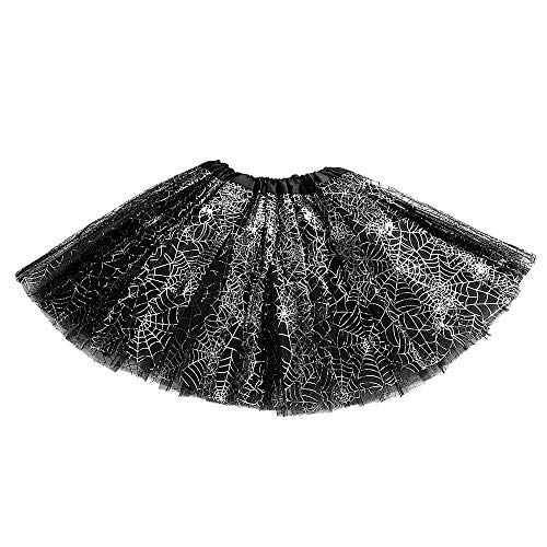 OWMA Tutu Skirts - Ballet Dress Costumes for Baby Girls & Adults- 3 Layered Dance/Halloween/Party Costume -
